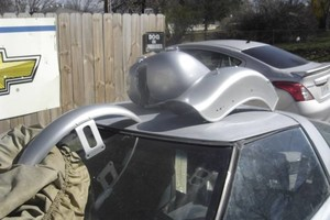 Photo #2: Body work and paint