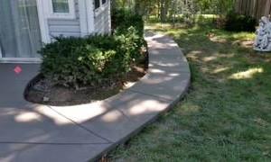 Photo #10: NICOLAISEN CONCRETE WORK - Replace or Repair - Driveways, Walks etc...