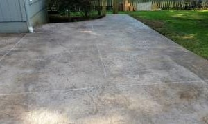 Photo #7: NICOLAISEN CONCRETE WORK - Replace or Repair - Driveways, Walks etc...