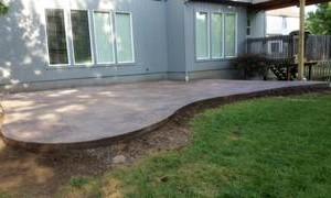 Photo #6: NICOLAISEN CONCRETE WORK - Replace or Repair - Driveways, Walks etc...