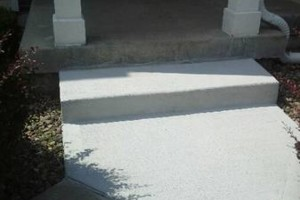 Photo #3: NICOLAISEN CONCRETE WORK - Replace or Repair - Driveways, Walks etc...