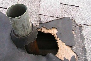 Photo #2: ROOF DAMAGE? ROOF LEAK? ROOF REPAIR? CALL NoW foR hELp!