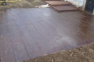 Photo #4: Concrete replacement and Property renovation