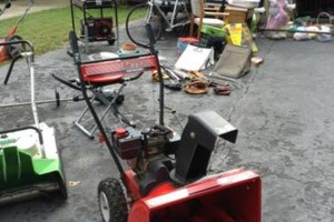 Photo #1: Snowblower TUNE-UPS
