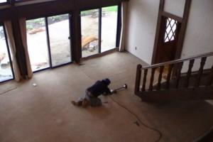 Photo #4: Uncle Mac's Carpet. Carpet repair & Installation & Home repair