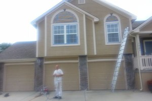 Photo #8: J.R. Painting Exteriors 10% off!