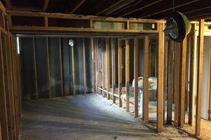 Photo #5: Drywall repair & installation