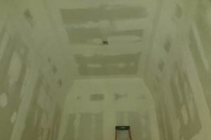 Photo #3: Drywall-application, finish, texture, repair...