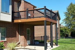 Photo #21: Deck/fence staining and repair, also home remodeling