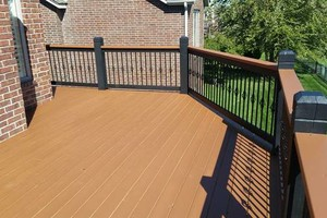 Photo #18: Deck/fence staining and repair, also home remodeling