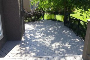 Photo #15: Deck/fence staining and repair, also home remodeling