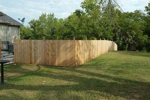 Photo #3: Deck/fence staining and repair, also home remodeling