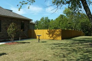 Photo #2: Deck/fence staining and repair, also home remodeling