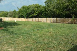Photo #1: Deck/fence staining and repair, also home remodeling