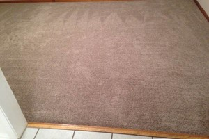 Photo #1: Gary's carpet and flooring service
