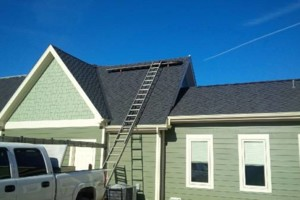 Photo #4: Roofing Repairs - roof leaks, roof decking, facsia board and soffits