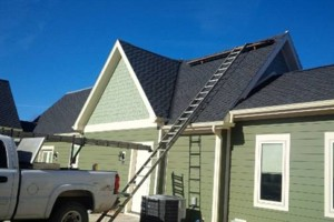 Photo #5: Roofing Repairs - roof leaks, roof decking, facsia board and soffits