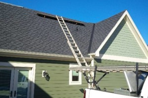 Photo #6: Roofing Repairs - roof leaks, roof decking, facsia board and soffits