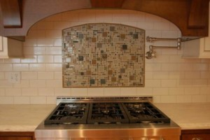 Photo #13: Tile flooring, showers, and backsplashes