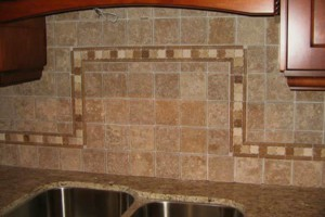Photo #12: Tile flooring, showers, and backsplashes