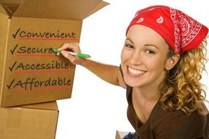 Photo #1: GET MOVING AND STORAGE. 50% to 100% OFF YOUR MOVE!