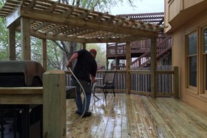 Photo #11: Decks, Pergolas, Screened Porches by The Deck Pro