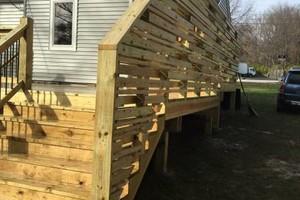 Photo #10: Decks, Pergolas, Screened Porches by The Deck Pro