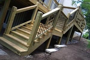 Photo #7: Decks, Pergolas, Screened Porches by The Deck Pro