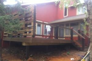 Photo #2: Decks, Pergolas, Screened Porches by The Deck Pro