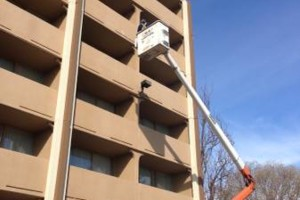 Photo #5: Electrician (KLH ELECTRIC.) Need Someone With a Bucket Truck? Call KLH!!