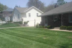 Photo #2: GRASS NEED CUTTING? Free Estimates