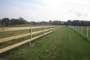Photo #6: Fences - New, Repair, Replace