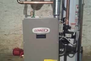 Photo #2: Holsinger Heating and Cooling
