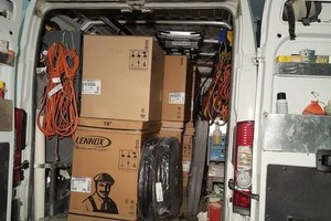 Photo #1: Holsinger Heating and Cooling