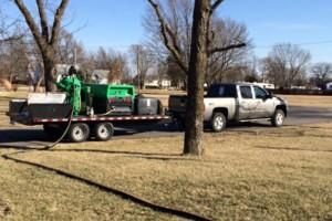 Photo #9: Midwest Mobile Media Blasting