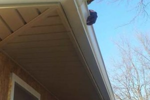 Photo #9: 40% off seamless gutters, any color