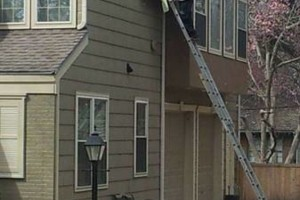 Photo #4: 40% off seamless gutters, any color