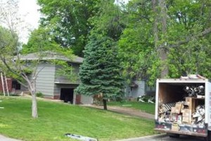 Photo #1: 40% off seamless gutters, any color