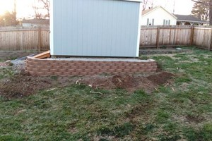 Photo #6: CONCRETE SERVICE AND DIRT WORK - SIDEWALKS, PATIOS, BASEMENTS FLOORS