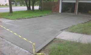 Photo #9: CONCRETE SERVICE AND DIRT WORK - SIDEWALKS, PATIOS, BASEMENTS FLOORS