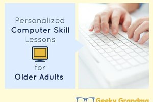 Photo #1: Computer Skill Lessons for Older Adults/ Senior Citizens