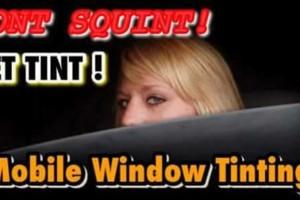 Photo #4: Dont Squint ! Get Tint!