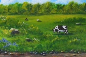 Photo #2: ACRYLIC - Painting Classes for Beginners