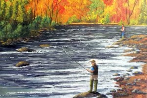 Photo #1: ACRYLIC - Painting Classes for Beginners