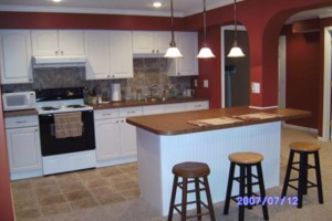 Photo #20: Masters drywall and remodeling