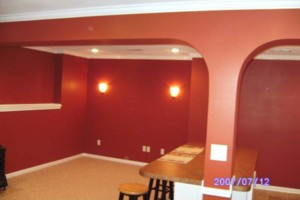 Photo #19: Masters drywall and remodeling