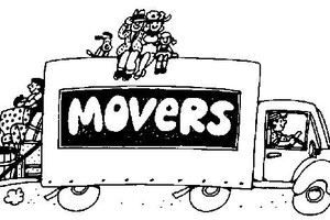 Photo #1: Moving Guru. RENT A TRUCK (CHEAPER) WE LOAD AND OFF LOAD!