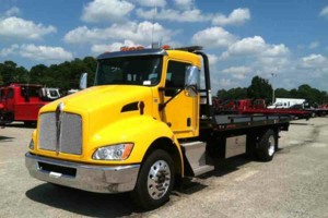 Photo #1: Choose Dunya - TOW TRUCK Service $70!