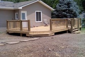 Photo #2: DO YOU NEED A NEW DECK OR FENCE?