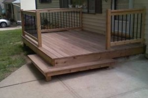 Photo #1: DO YOU NEED A NEW DECK OR FENCE?